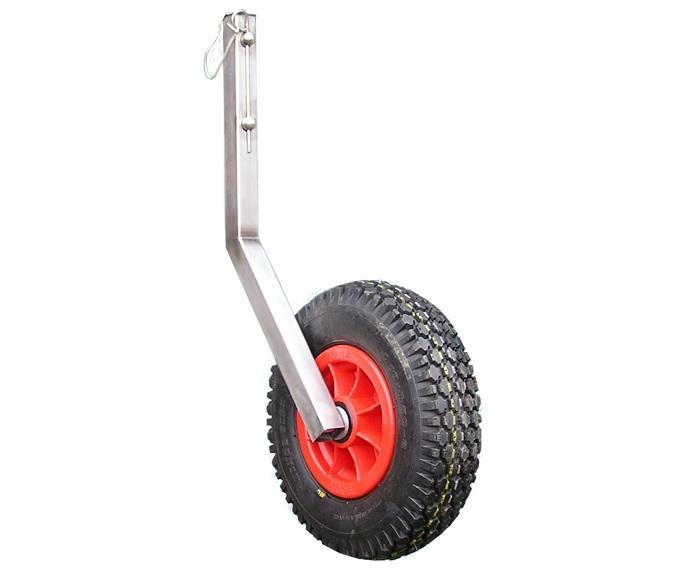 транцевые колеса для групер